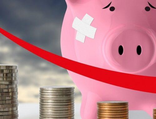 Negatieve rente op uw spaargeld!